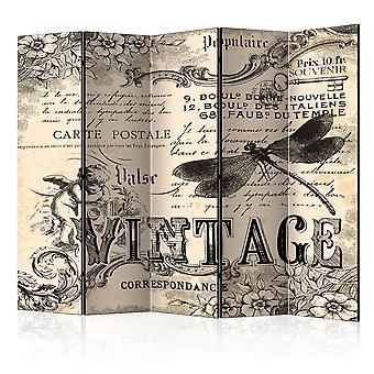 Værelse adskillelsesstolpen - Vintage korrespondance II [værelse delelinjer]