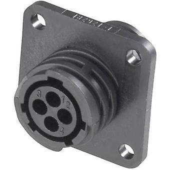 TE Connectivity 182641-1 CPC Inverted Socket Casing With Rectangular Flange Nominal current (details): See data sheet Nu