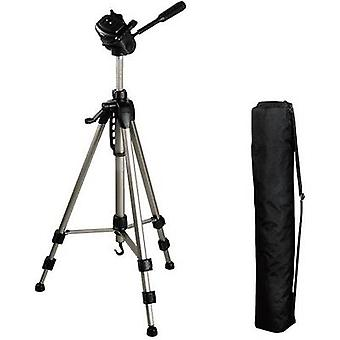 Hama Star 62 Tripod 1/4 ATT.FX.WORKING_HEIGHT=64 - 160 cm Champagne incl. bag, Level