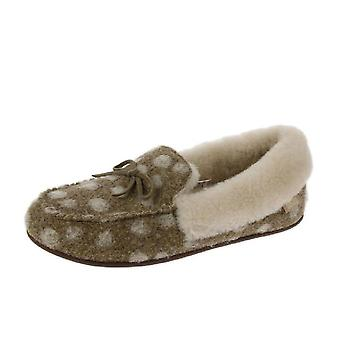 FitFlop Clara Moccasin Dots Slippers