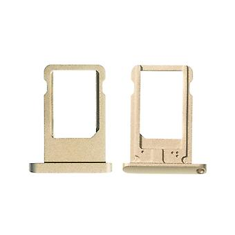 Voor iPad Mini 2 & 3 - SIM Tray - Gold | iParts4u