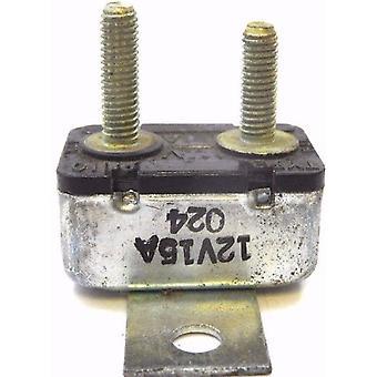 024 Auto Reset Circuit Breaker 12-Volts 15-Amps