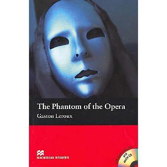 Spook van de Opera Macmillan Beginner lezer boek CD door Gaston Leroux & Stephen Colbourn & Stephen Colbourn