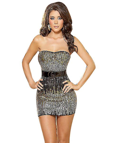 Waooh - Fashion - Short Dress bustier