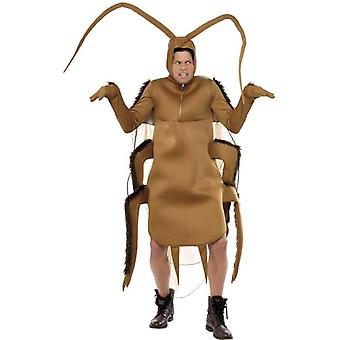 Kakerlakk drakt, One Size