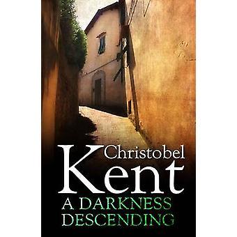 Uma escuridão decrescente (principal) por Kent Christobel - livro 9780857893284