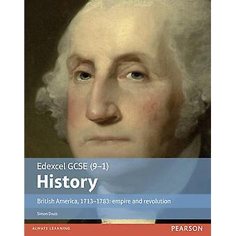 Edexcel GCSE (9 - 1) história América Britânica - 1713 - 1783 - Império e Re