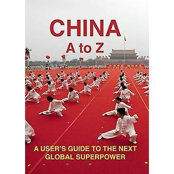 China - An A-Z by Kai Strittmatter - Stefan Tobler - 9781904950806 Book