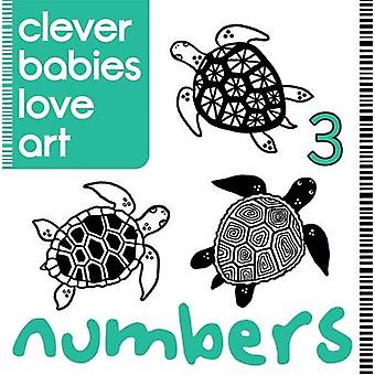 Clever Babies Love Art - Numbers by Lauren Farnsworth - 9781780553993