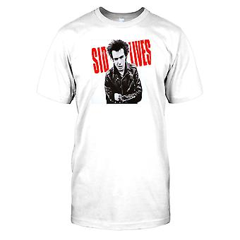 Sid Lives - Sid Vicious Sex Pistols - Punk Legend Kids T Shirt