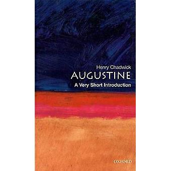 Augustine - A Very Short Introduction by Henry Chadwick - 978019285452