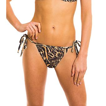 Kiniki Luanda Tan Through Tie Side Bikini Tanga Womens Swimwear