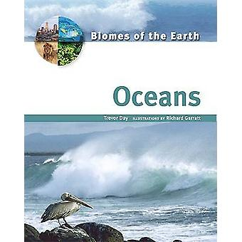 Oceans by Trevor Day - Richard Garratt - 9780816053278 Book