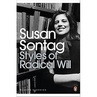 أنماط الراديكالية سوف بسوزان سونتاج-كتاب 9780141190051