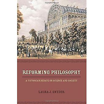 Reformere filosofi: En viktoriansk debat om videnskab og samfund