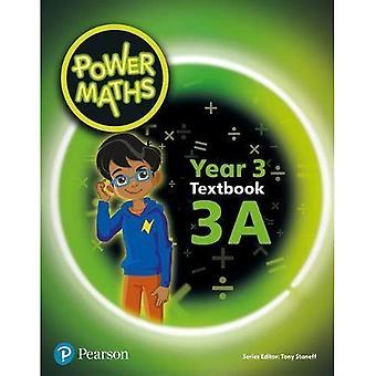 Mocy matematyki rok 3 Podręcznik 3A