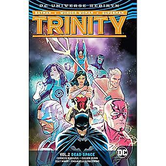 Trinity Volume 2: Rebirth