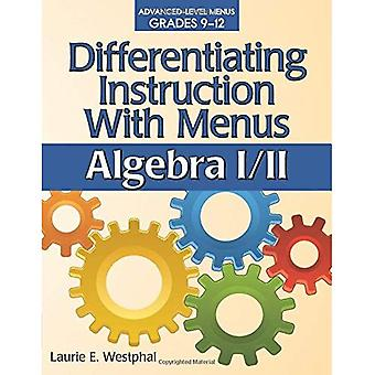 Differentiating Instruction with Menus