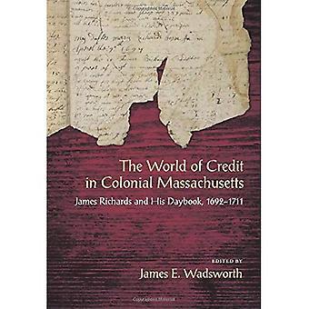 Le monde du crédit dans le Massachusetts Colonial