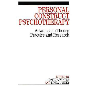 Personal Construct Psychotherapy: Progressi nella teoria, pratica e ricerca