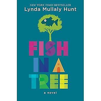Vis in een boom