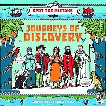 Spot the Mistake: Journeys of Discovery (Spot the Mistake)