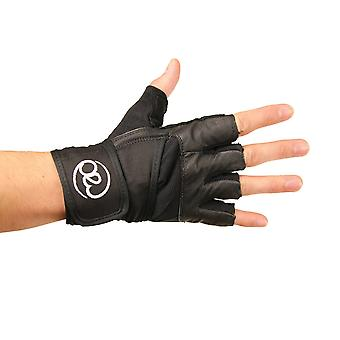 Fitness Mad Weight Lifting Glove with Wrist Wrap-Medium