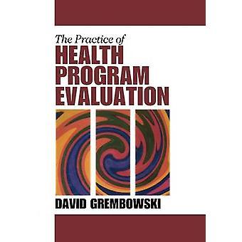 La pratica della valutazione di programma di salute di Grembowski & David