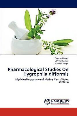 Pharmacological Studies On  Hygrophila difformis by Ghosh & Sourav