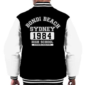 Bondi Beach High School Men's Varsity Jacket