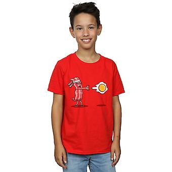 Vincent Trinidad Boys Bacon Fighter T-Shirt