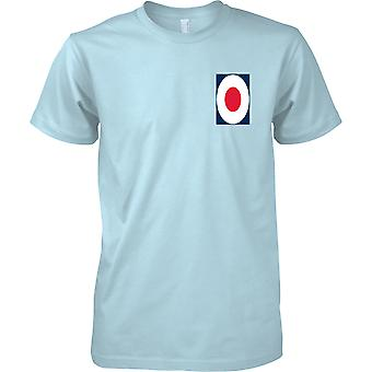 RAF Logo - Royal Air Force T-Shirt farve