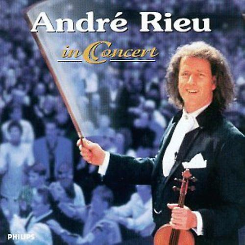 Andre Rieu - Andr  Rieu in Concert [CD] USA import