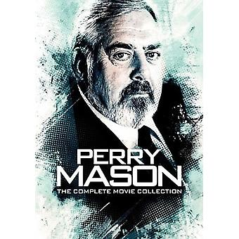 Perry Mason: The Complete Movie Collection [DVD] USA import