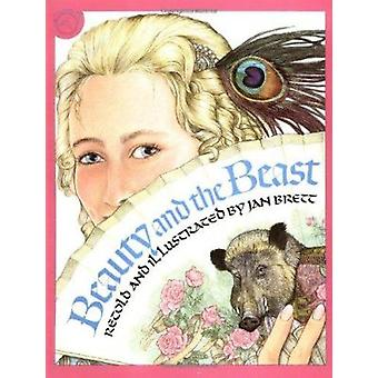 Beauty and the Beast by Jan Brett - 9780395557020 Book