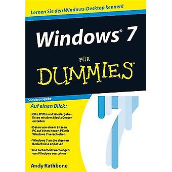 Windows 7 Fur Dummies by Andy Rathbone - 9783527710492 Book
