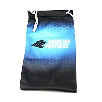 Carolina Panthers NFL microfiber team kleur zonnebril Bag