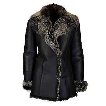 Ladies Tuscany Sheepskin Jacket Minuga