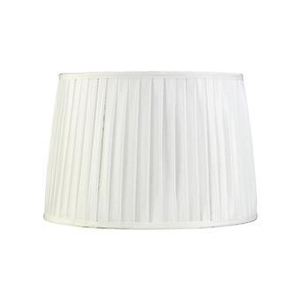 Diyas Stella Round Shade White 300/350mm X 250mm