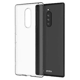CoolSkin3T voor Sony Xperia 1 Transparant Wit