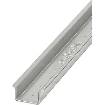 Hutprofile-support rail NS 35/15 UNPERF 2000MM Phoenix Contact Content: