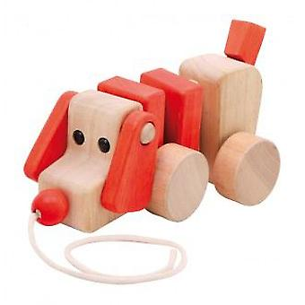 Legler Dog To Pull (Toys , Preschool , Babies , Push And Pull Toys)