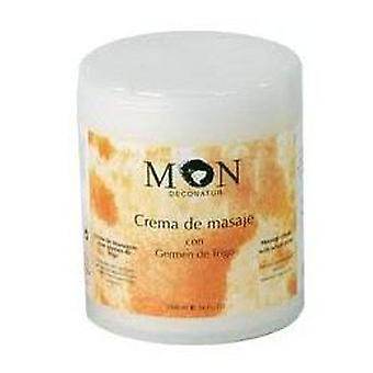 Mon Deconatur Wheat Germ Massage Cream 1 Kg