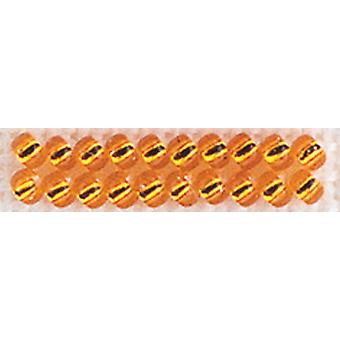 Mill Hill Glass Seed Beads 4.54g-Brilliant Orange** GSB-02033