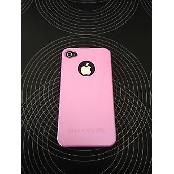 Case-mate barely there Hard Cover for iPhone 4 / 4S - perl pink