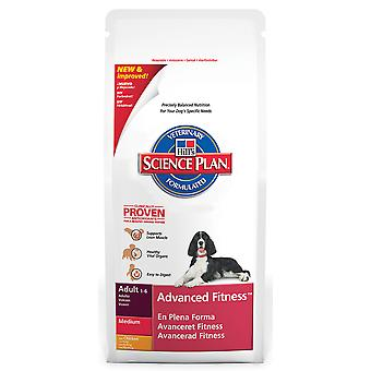 Hill's Science Plan Canine Advanced Fitness Adult Chicken 12kg