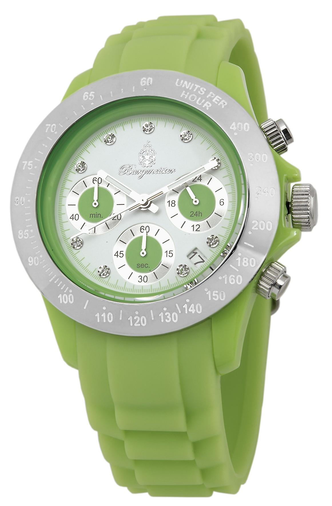 Burgmeister Ladies Chronograph Florida BM514-990F