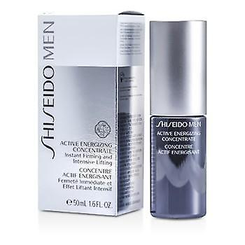 Shiseido Men Active Energizing Concentrate - 50ml/1.6oz