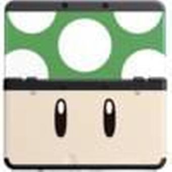 Nintendo Cover New 3Ds 1-Up-Pilz (Toys , Multimedia And Electronics , Accessories)