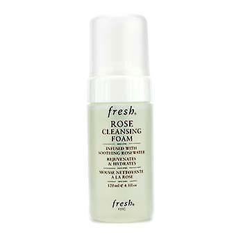 Fresh Rose Cleansing Foam - 120ml/4.1oz
